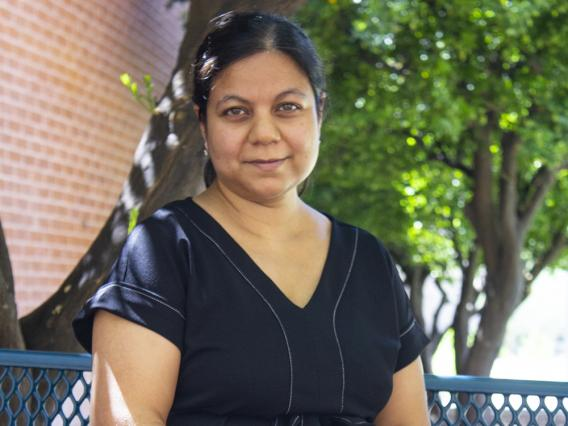 Ananya Mallik assistant professor in Geosciences and The RealReal, Inc. Endowed Chair in Gem Science