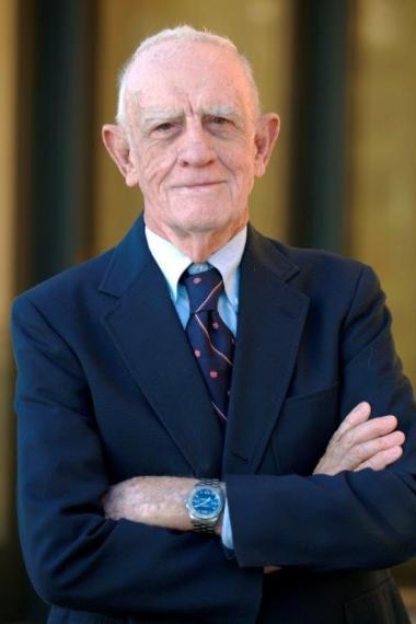 Portrait of J. David Lowell