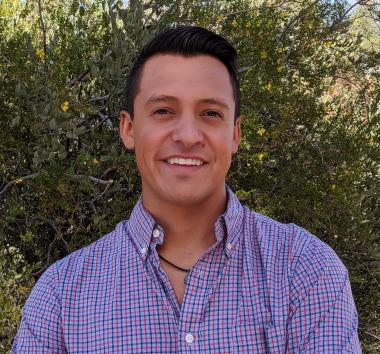 Mario Muñoz - Recrutiment Outreach Coordinator