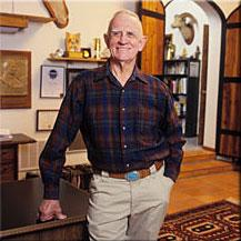 A photo of J. David Lowell